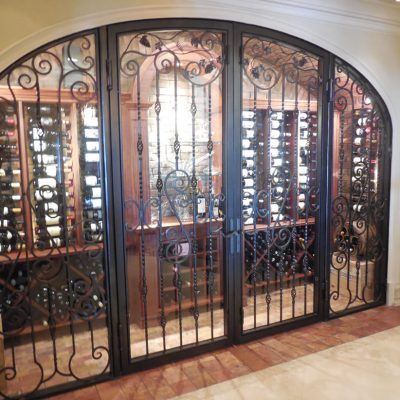 A-saker-wine-door-finished